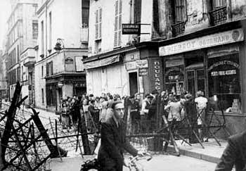 Paris occupé, Paris martyrisé, mais Paris libéré. Tvarcollier5